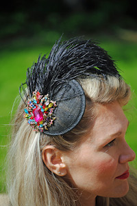 Jewel Fascinator