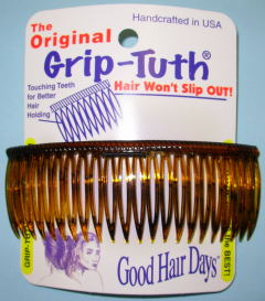 Grip-Tuth Frenchy Comb