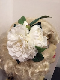 Lucille's Camellia Cluster