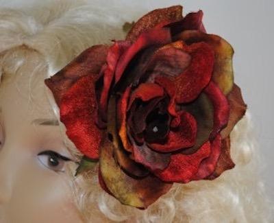 Myrna's Velvet Roses